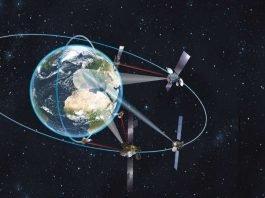 """Die 6. Nationale Konferenz Satellitenkommunikation in Deutschland steht unter dem Motto """"Satelliten im Kommunikationsnetz der Zukunft"""". Bei der Veranstaltung geht es vor allem um die zukünftige digitale Infrastruktur, daher standen Themen wie Breitbandversorgung, Big Data, Internet of Things (IoT) und Internet mit höchsten Datenraten für alle Bürger auf der Agenda. (Foto: DLR (CC-BY 3.0)"""