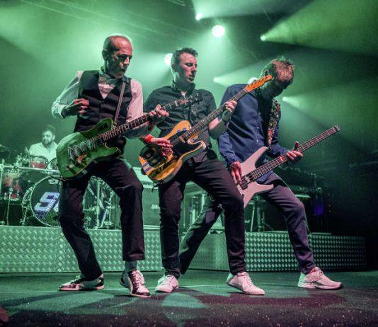 Status Quo live (Foto: Tovita Bråthen Razzi)