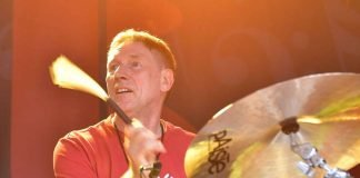 Schlagzeuger Hermann Kock (Foto: PR)