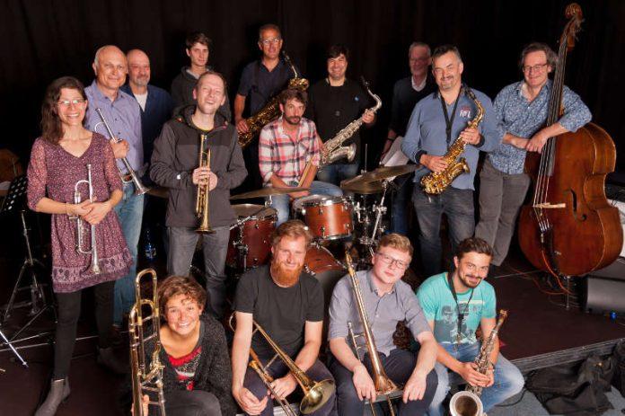 Bigband17 (Foto: Wolfgang Broich)