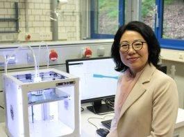 Professorin Dr. Xinyan Shi