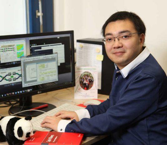 Doktorand Qi Wang