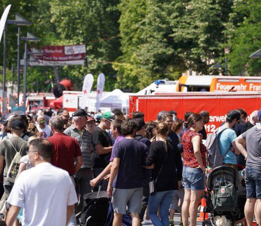 Frankfurt Tag der Sicherheit (Foto: Holger Knecht)