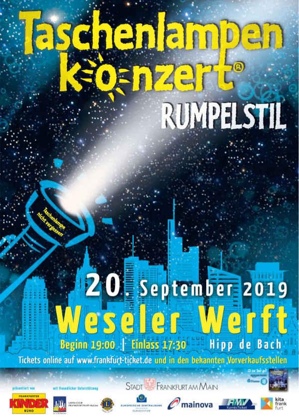 13. Frankfurter Taschenlampenkonzert