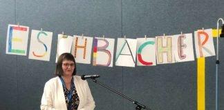 Neun Jahre hat Christiane Eschbacher die Schöntalschule geleitet. (Foto: Stadtverwaltung Neustadt)