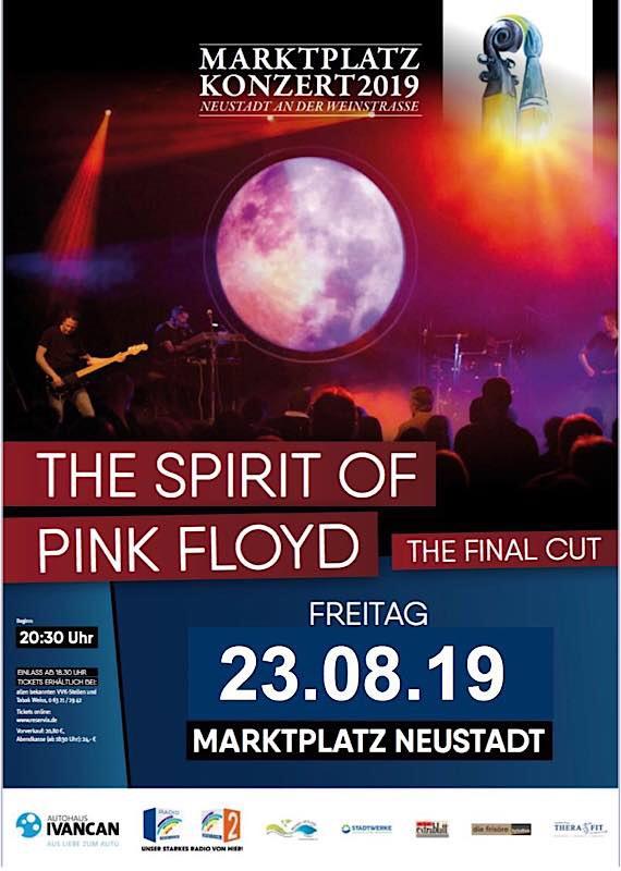 The Final Cut - Plakat