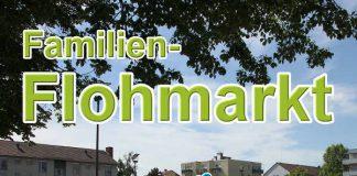 Flohmarkt Berliner Platz - Plakat