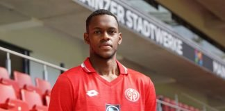 Edimilson Fernandes (Foto: Mainz 05)
