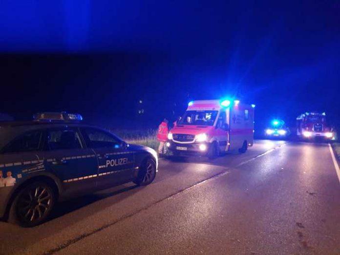 L236_Verkehrsunfall © Feuerwehr VG Ruedesheim