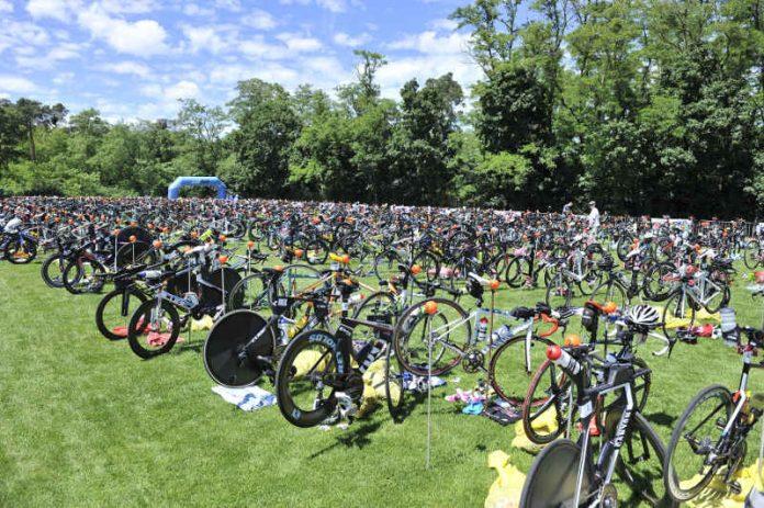 Fahrräder (Foto: PIX-Sportfotos)