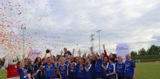 Sieger Frauen Karlsruher SC (Foto: bfv)