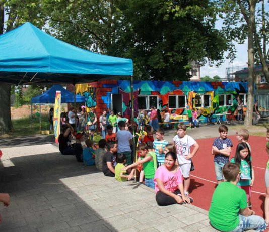 Sommerparty des Teams Offene Jugendarbeit (Foto: Stadtverwaltung Neustadt)