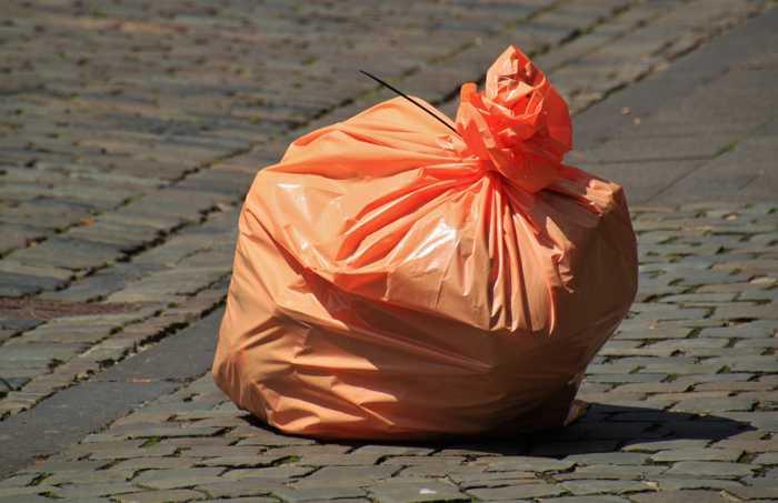 Symbolbild, Müll, Abfall, Tüte, illegal entsorgt © (pxhere)