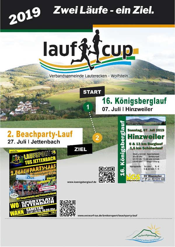 VG Laufcup 2019 Verbandsgemeinde Lauterecken-Wolfstein