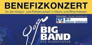 Benefizkonzert Big Band der Bundeswehr