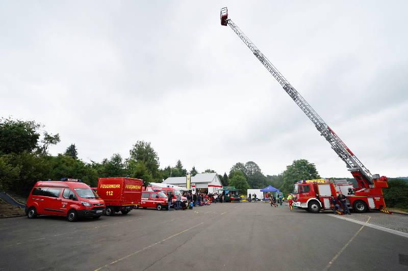 Esthal Feuerwehr Tag der Feuerwehr 2019 (Foto: Holger Knecht)