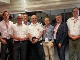 Delegation unter Leitung von Innenminister Roger Lewentz nach Israel. (Foto: MdI)
