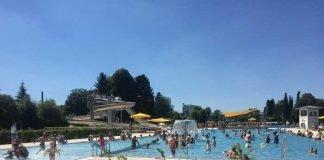 Bild (Stadt Sinsheim): Freibad Sinsheim