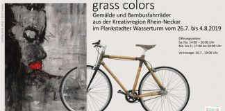 """""""grass color""""-Poster"""