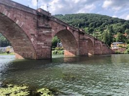 Heidelberg-Brücke - Foto: Victoria Müller