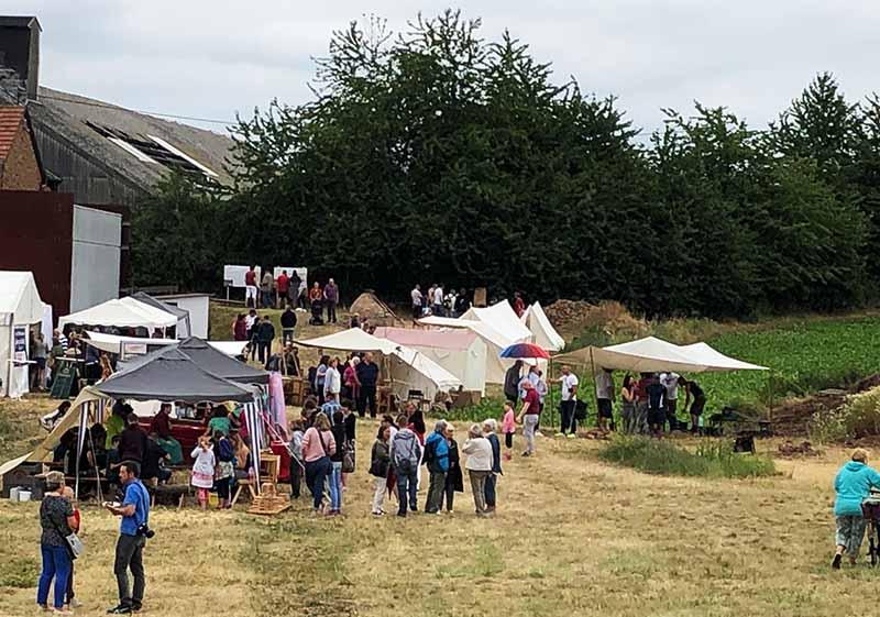 Eisenberg Römerfest 2019 (Foto: Helmut Dell)