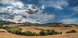 Symbolbild Wetter Himmel Landschaft (Foto: Pixabay)