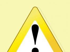 Symbolbild, Achtung, Warnung, Schild, Gelb, hellgelb © on pixabay