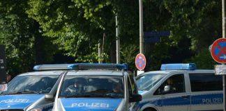 Symbolbild, Polizei, Großeinsatz, Polizeiautos © Pixabay