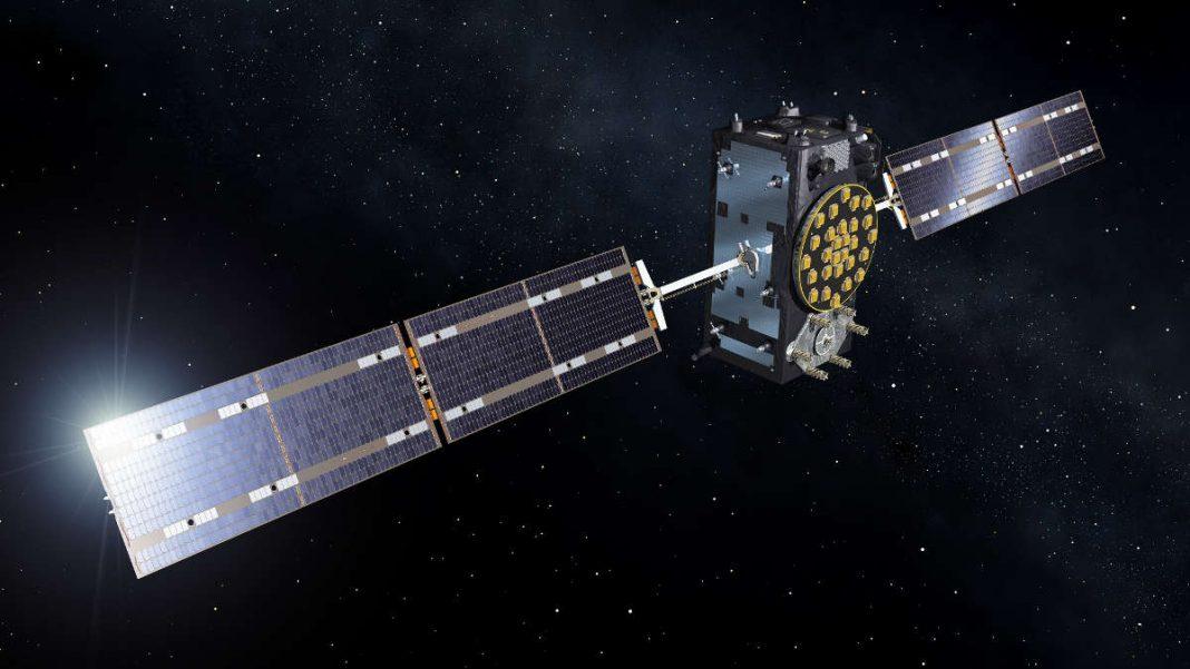 Das europäische Satellitennavigationssystem Galileo ist seit Dezember 2016 im Probe-Betrieb (Foto: ESA/Pierre Carril)