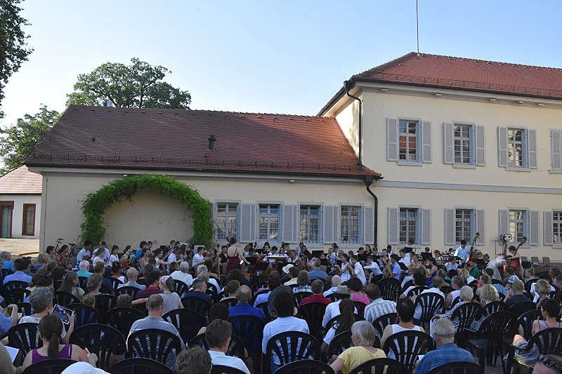 Neckarhausen Schloss JSOM (Foto: LT)