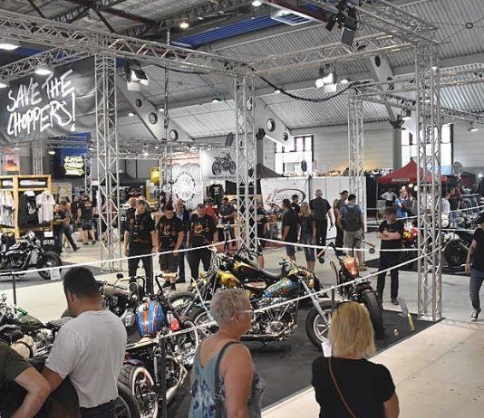 CUSTOMBIKE SUMMER DAYS 2019 (Foto: LT)