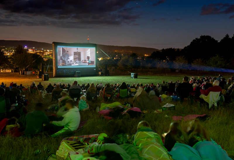 Frankenthal Open Air Kino