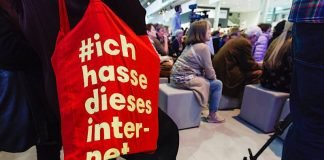 Frankfurter Buchmesse (Foto 2018: Marc Jacquemin / Frankfurter Buchmesse)