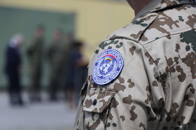 Arm (Foto: Bundeswehr/Frank Wiedemann)