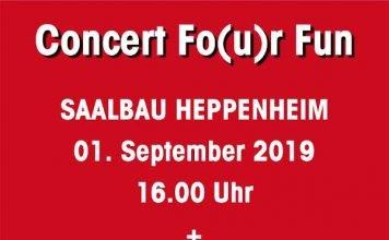Concert Fo(u)r Fun