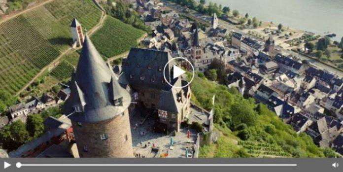 Ausschnitt aus dem Imagefilm (Quelle: Kreisverwaltung Mainz-Bingen)
