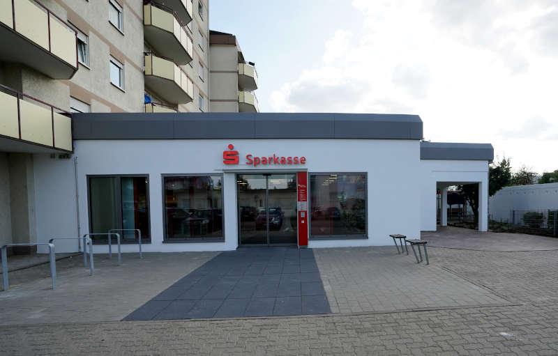 Neustadt Sparkasse Rhein-Haardt Beratungszentrum Spitalbachstraße (Foto: Holger Knecht)