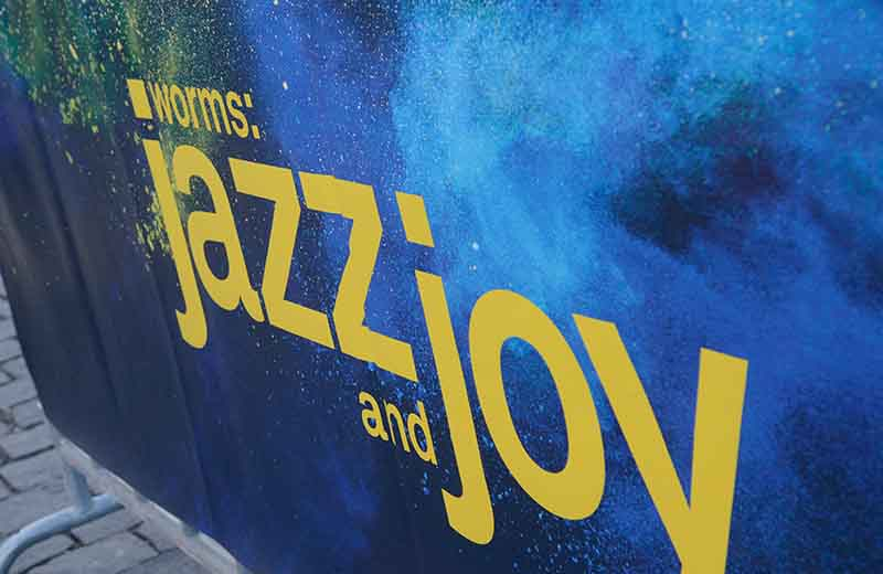 Worms: Jazz & Joy (Foto: Helmut Dell)