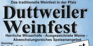 Duttweiler Weinfest 2019