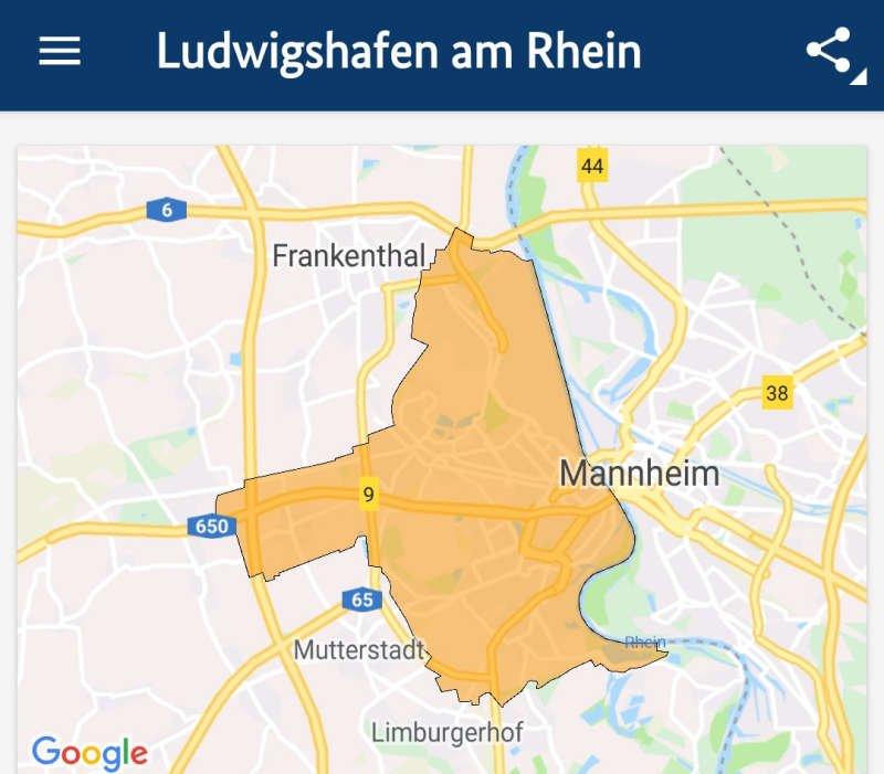 Katwarn Nina Ludwigshafen