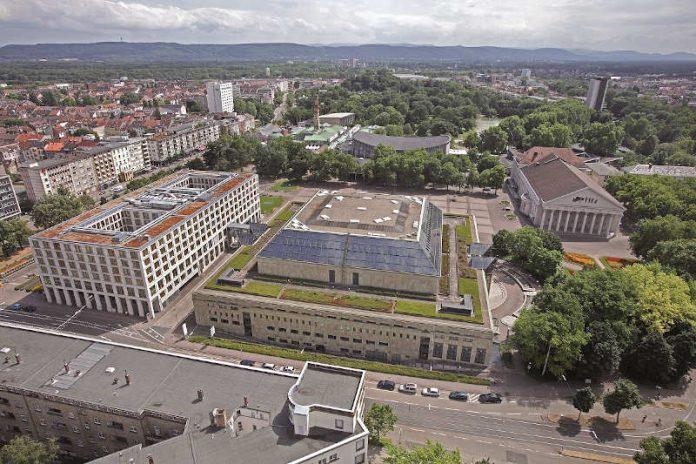 Kongresszentrum Karlsruhe (Foto: Messe Karlsruhe)