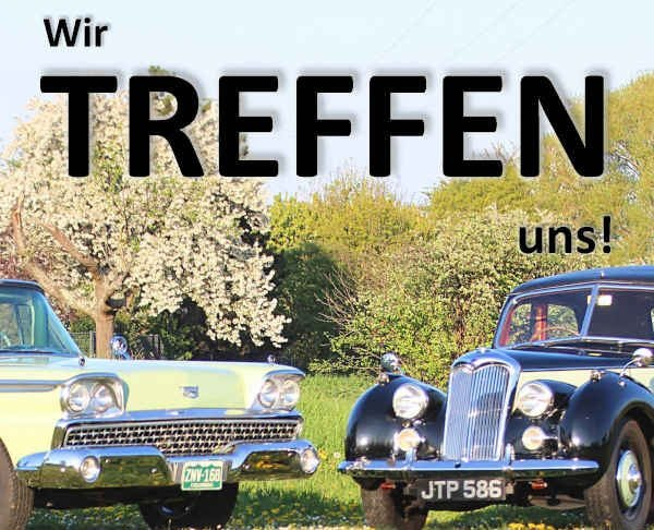 Plakat 3. Young- & Oldtimertreffen in Landau-Dammheim