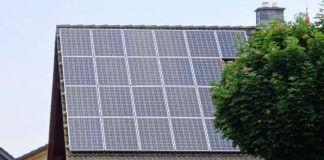 Strom aus Eigenproduktion: Photovoltaik-Anlage (Foto: Energieagentur Rheinland-Pfalz)