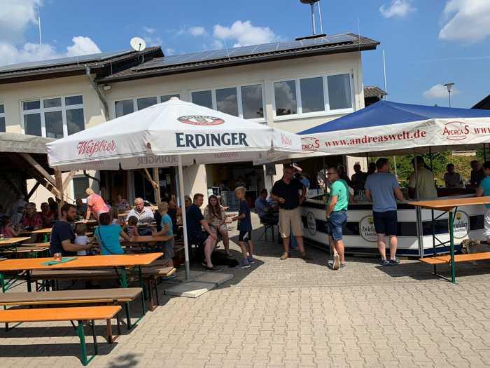Sommerfest St. Katharinen-4 © Feuerwehr VG Rüdesheim