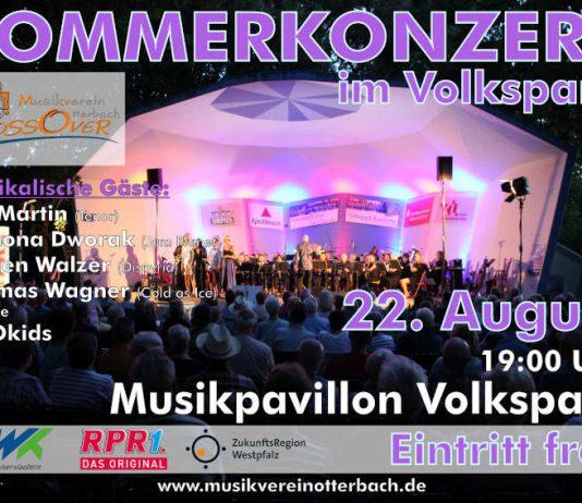 Sommerkonzert (Foto Musikverein Otterbach)