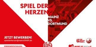 Spiel der Herzen (Quelle: Mainz 05 hilft e.V.)