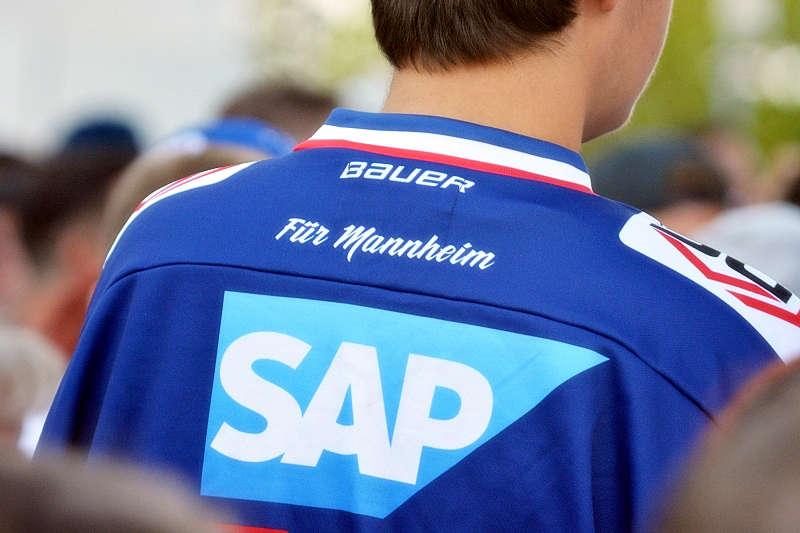 Mannheim Adler Präsentation (Foto: LT)