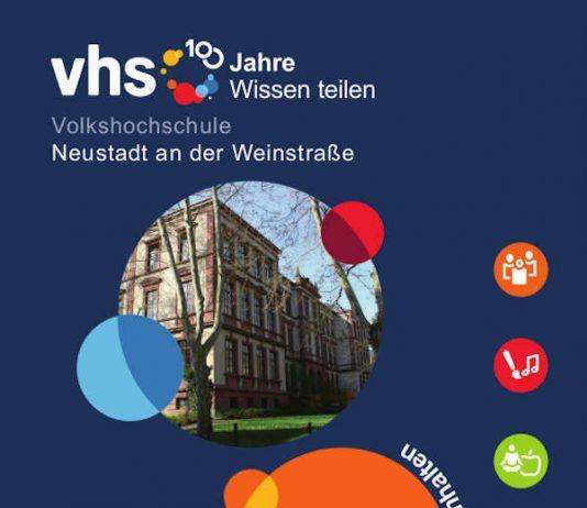 vhs-Programmheft Herbst 2019