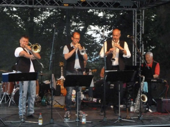 wine street Dixie-Company (Foto: Band)