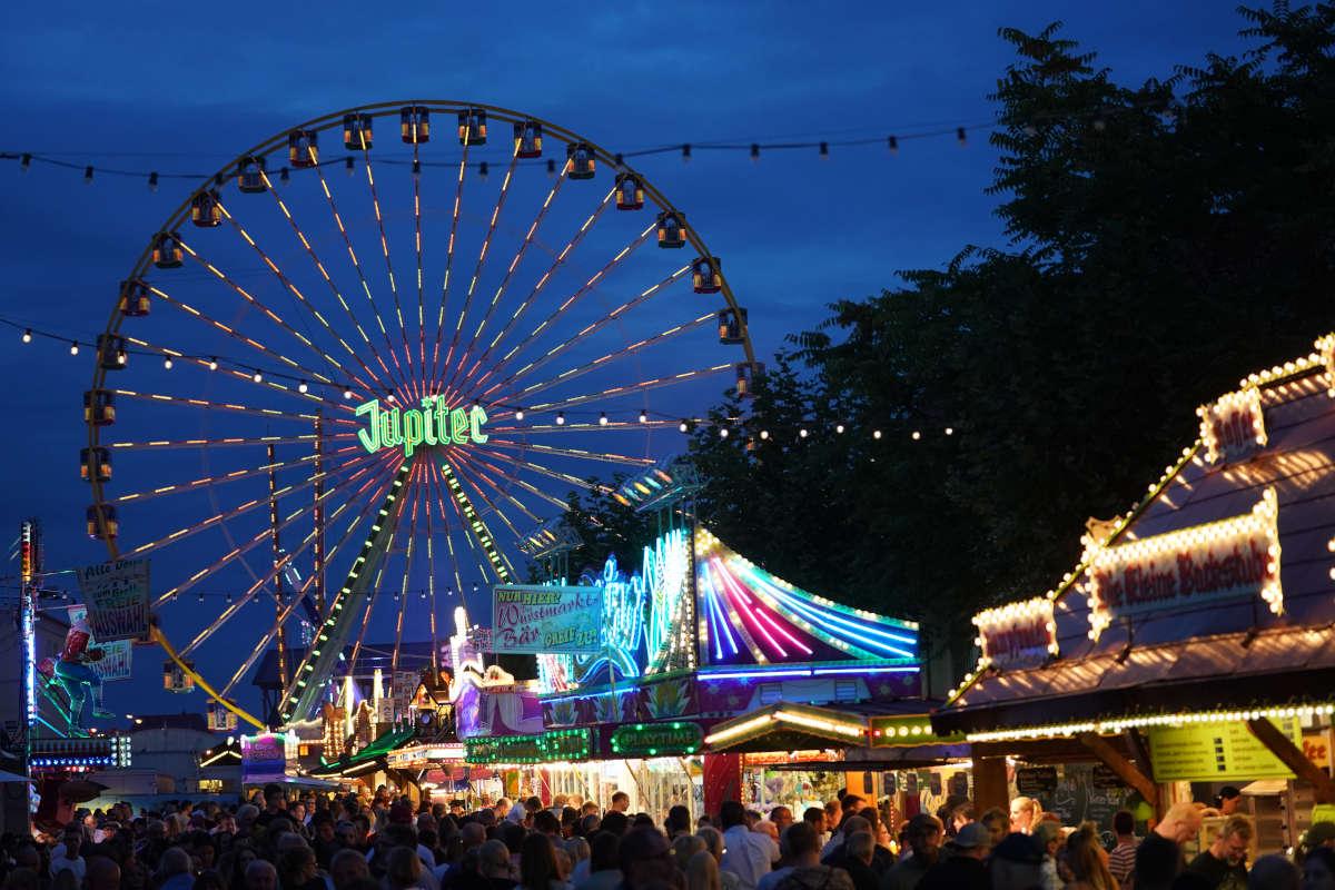 Karlsruhe Jahrmarkt